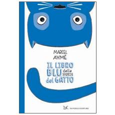 Il libro blu delle storie del gatto