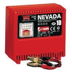 Caricabatteria Telwin Nevada 10 12V 4A per Batterie ad Elettrolita