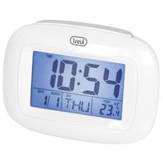 Orologio Sveglia Digitale Con Termometro Trevi Sld 3016