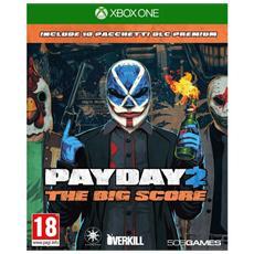 XONE - PayDay 2 - The Big Score