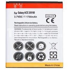 Batteria Compatibile Samsung Galaxy S3 Mini I8190 / i8160 1700mah Bulk