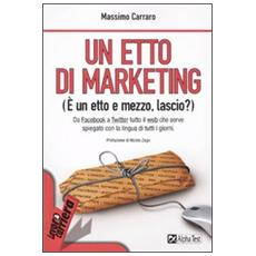 Un etto di marketing