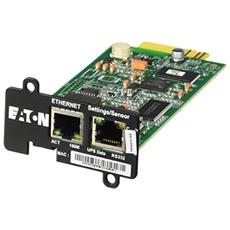 Network Card-MS - Scheda controllo remoto - 100Mb LAN, RS-232 -