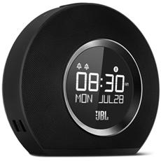 Speaker Audio Horizon Bluetooth Radiosveglia colore Nero