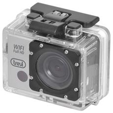 TREVI - Action Cam Full Hd Con Display Lcd E Custodia...
