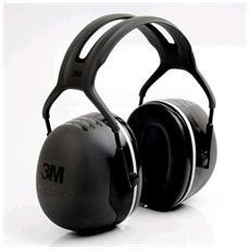 Cuffia anti-rumore X5 nero