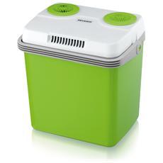 Frigorifero Portatile KB 2922 Classe A++ Capacità 20 litri Colore Verde / Grigio