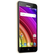"""You Color E505 Plus Oro 16 GB 4G / LTE Dual Sim Display 5"""" IPS Slot Micro SD Fotocamera 8 Mpx Android Italia"""