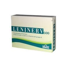Leninerv 600 Compresse 20,4g