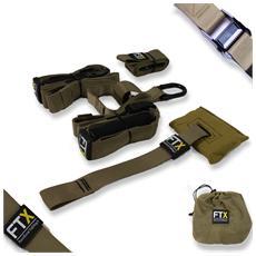 Il Functional Suspension Trainer Fasce Elastiche Sospensioni Da Allenamento Ftx-1