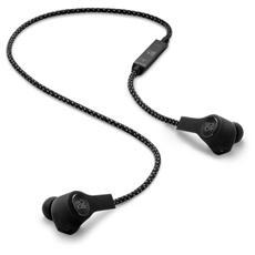 BeoPlay H5, Stereofonico, Bluetooth, Omni, Interno orecchio, Nero, Bluetooth
