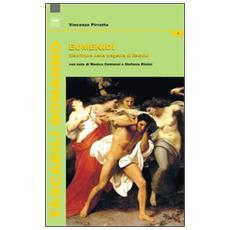 Eumenidi. Riscrittura della tragedia di Eschilo