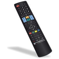 Telecomando Di Ricambio Per Televisore Tv Samsung Con Simbologia Come Originale