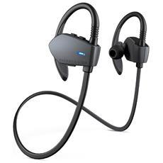 Energy Earphones Sport 1 Bluetooth Aggancio Stereofonico Bluetooth Nero, Grafite auricolare per telefono cellulare