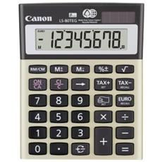 Calcolatrice Da Tavolo Ls-80 Teg