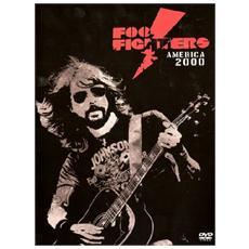 Dvd Foo Fighters - America 2000