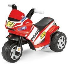 PEG PEREGO - Moto Ducati Mini 6 V