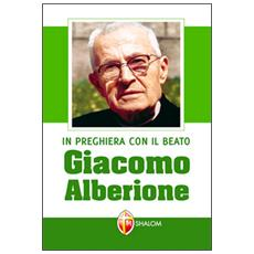 In preghiera con il beato Giacomo Alberione