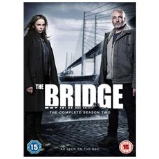 Bridge (The) - Season 2 (3 Dvd) [ Edizione: Regno Unito]