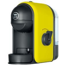 Macchina da Caffè Espresso Automatica Minù A Modo Mio Serbatoio 0.5 Lt Potenza 1250 Watt Colore Giallo