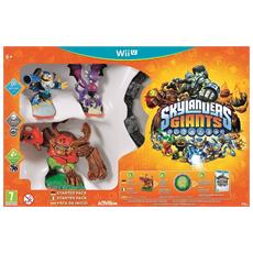 WiiU - Skylanders Giants Starter Pack