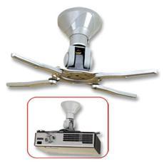 Supporto per proiettori a soffitto corto, 11cm