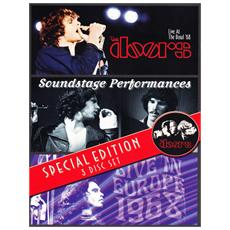 Dvd Doors (the) -live At The Bowl '68 / Sou