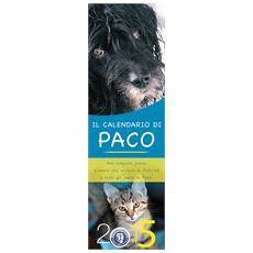 Il calendario di Paco 2015