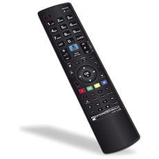 Telecomando Di Ricambio Per Televisore Tv Lg Con Simbologia Come Originale