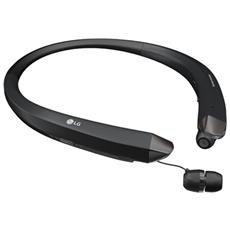 Auricolari Cuffie Headset Bluetooth Wireless Indossabili Nero Originale Tone Hbs-910