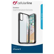 Cover per Iphone X Colore Nero