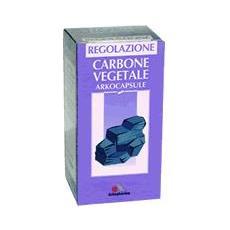 Carbone Vegetale Arkocapsule 45 Capsule