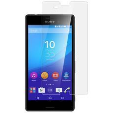 Pellicola Vetro Flessibile - Tecnologia Infrangibile Per Sony Xperia M4 Aqua