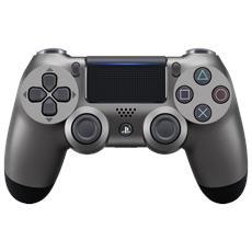 SONY - Controller Dualshock 4 V2 Steel Black Wireless