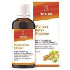 Melissa Relax Addome Integratore Alimentare 50 Ml