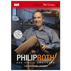 Philip Roth. Una storia americana. DVD. Con libro