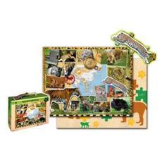 Puzzle Del Madagascar 48 pz 26 x 7.6 x 26 cm 991