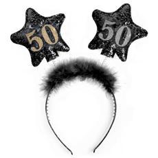 Cerchietto Con Numero 50