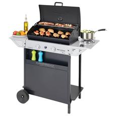 Barbecue Xpert 200ls + Rocky