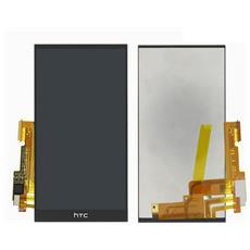 Ricambio Schermo Originale Htc Lcd Display + Touch Screen Unit Digitizer Nero Per One M9 + Kit Attrezzi Smontaggio