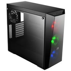 Case MasterBox Lite 5 RGB Nero Middle Tower ATX / Micro-ATX / Mini-ITX (Finestrato) USB 2 x 3.0