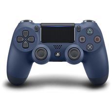 SONY - Controller Dualshock 4 V2 Midnight Blue Wireless