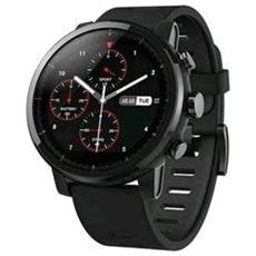 "Smartwatch Amazfit Stratos Impermeabile 5ATM Display 1.34"" 4GB Bluetooth Wi-Fi Nero - Europa"