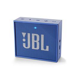 Speaker Audio Portatile GO Bluetooth Ingresso Audio Jack 3.5mm colore Blu