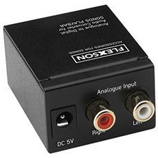 A2D1022 Nero convertitore audio