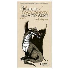 Le creature leggendarie dell'Alto Adige
