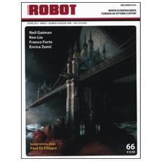 Robot. Rivista di fantascienza (2012) . Vol. 66