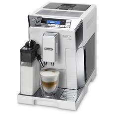 ECAM45760W Eletta Cappuccino Top Macchina del Caffè Superautomatica Potenza 1450 Watt. Colore bianco