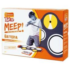 Meep Batteria, Wired