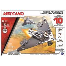 Set 10 Modelli Flight Adventure